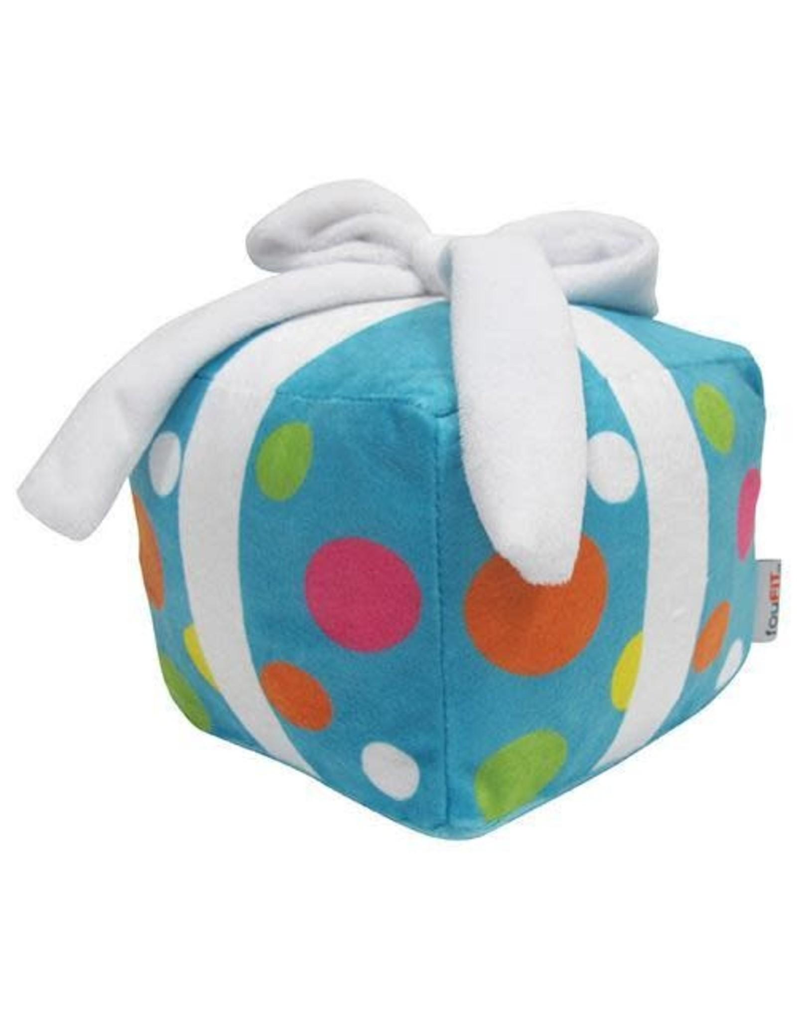 """Fou Fou Dog FouFit Birthday Present Toy Blue 6"""""""