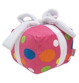 Fou Fou Dog FouFit Birthday Present Toy Pink
