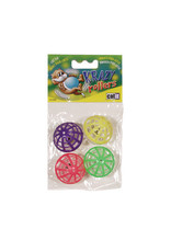 CA - Catit Catit Jingle Balls 4 pieces