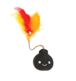CT - Catit 2.0 Catit Play Pirates Catnip Toy, Bomb