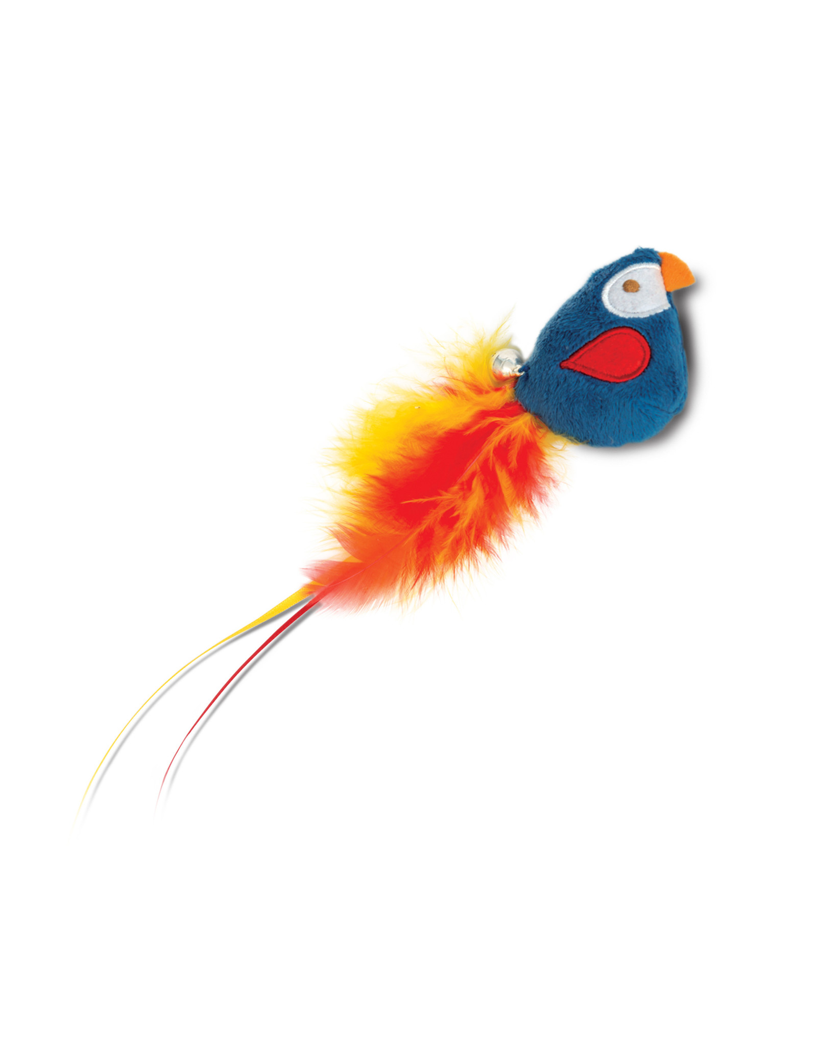 CT - Catit 2.0 Catit Play Pirates Catnip Toy, Parrot