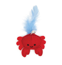 CT - Catit 2.0 Catit Play Pirates Catnip Toy, Crab