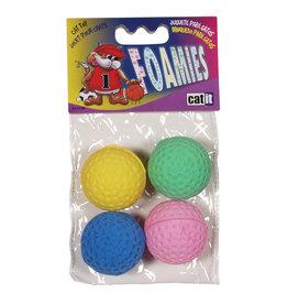 CA - Catit CatIt Foamies Foam Balls 4 pack