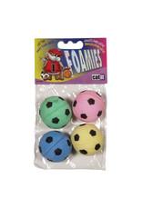 CA - Catit Catit Sponge Soccer Balls 4pcs