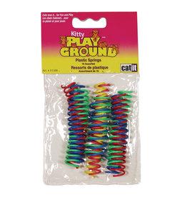 CA - Catit Catit Playground Plastic Springs 10 pieces