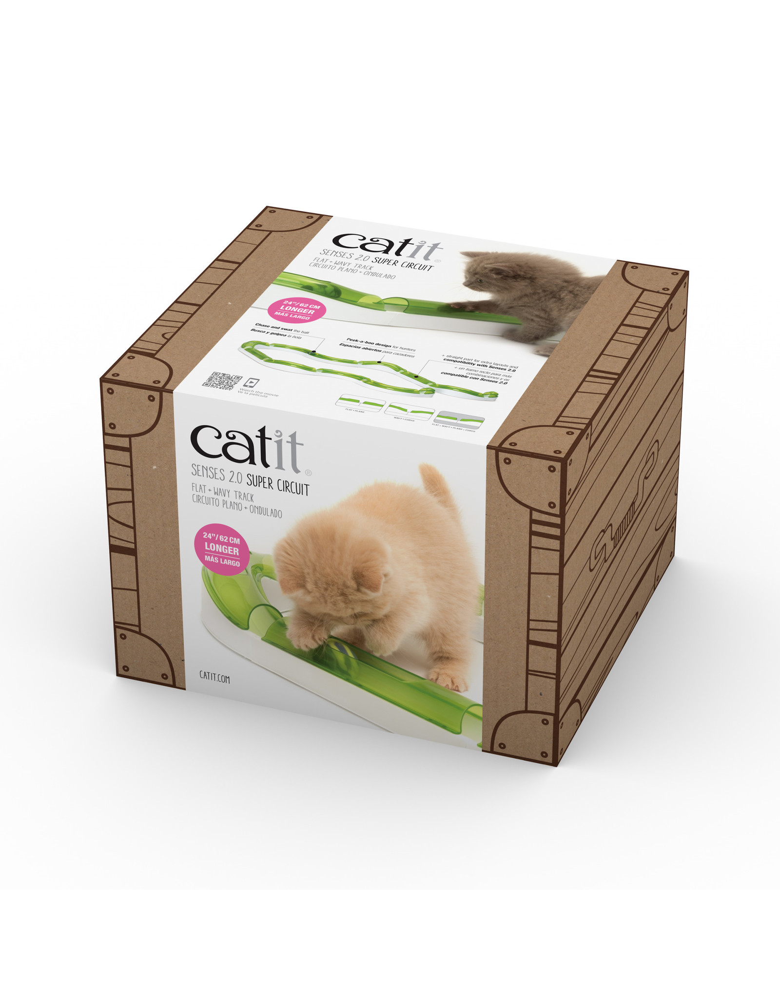 CT - Catit 2.0 CA Senses 2.0 Super Circuit