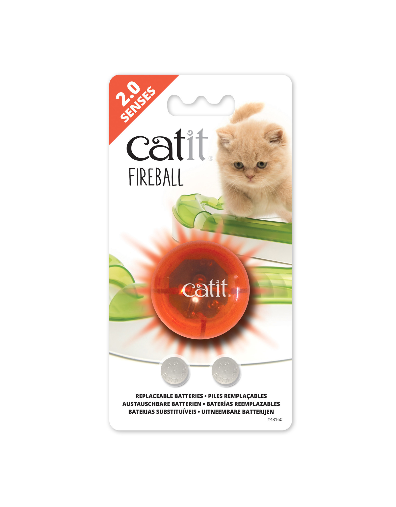 CT - Catit 2.0 Catit Senses 2.0 Fireball