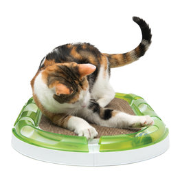 CT - Catit 2.0 Catit Senses 2.0 Oval Circuit Scratcher