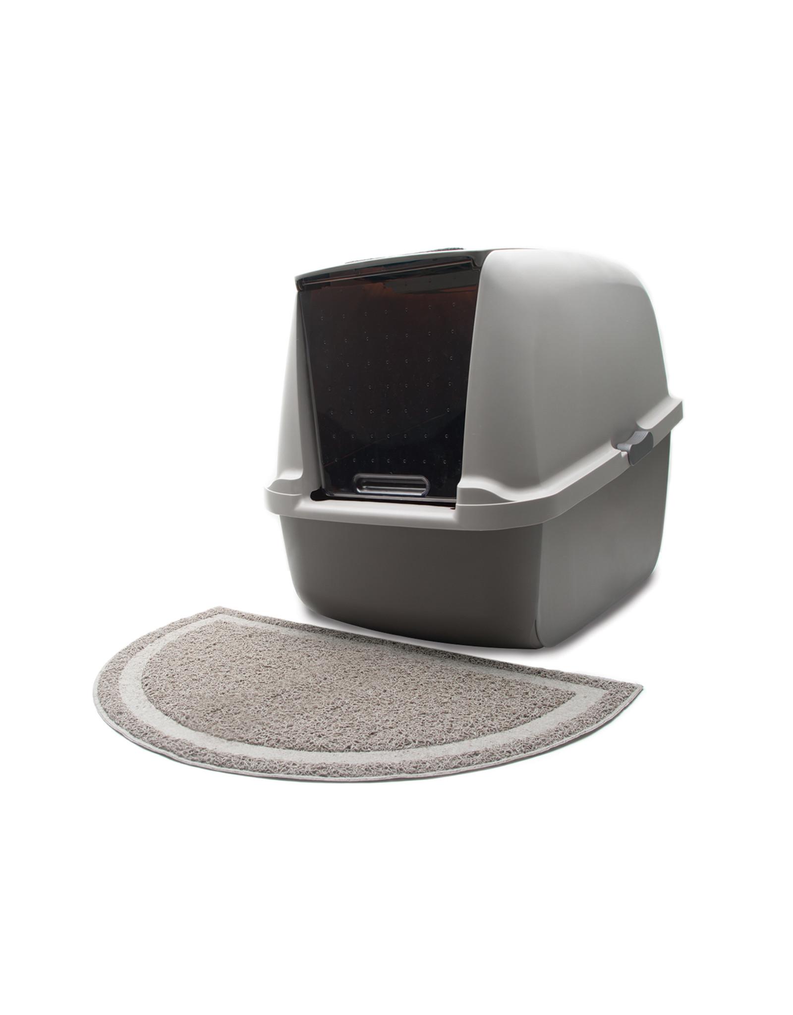 CA - Catit CA Litter Trapping Mat, Warm Grey
