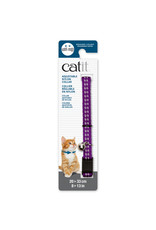 CA - Catit Catit Adjustable Breakaway Nylon Collar Reflective