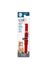 CA - Catit Catit Adjustable Nylon Reflective Expandable Collar