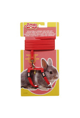 LW - Living World Living World Adjustable Harness and Lead Set For Dwarf Rabbits