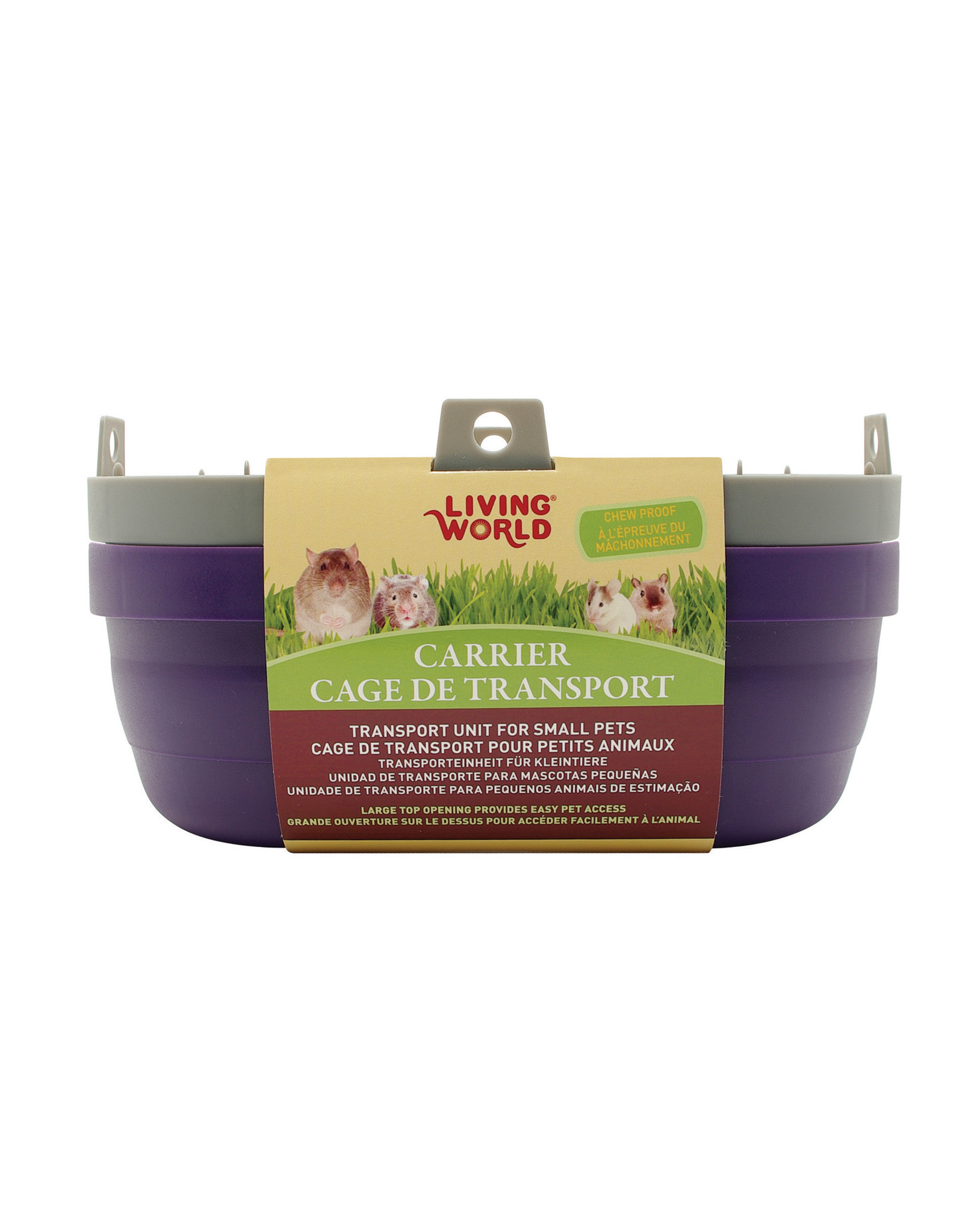 LW - Living World Living World Carrier for Small Pets