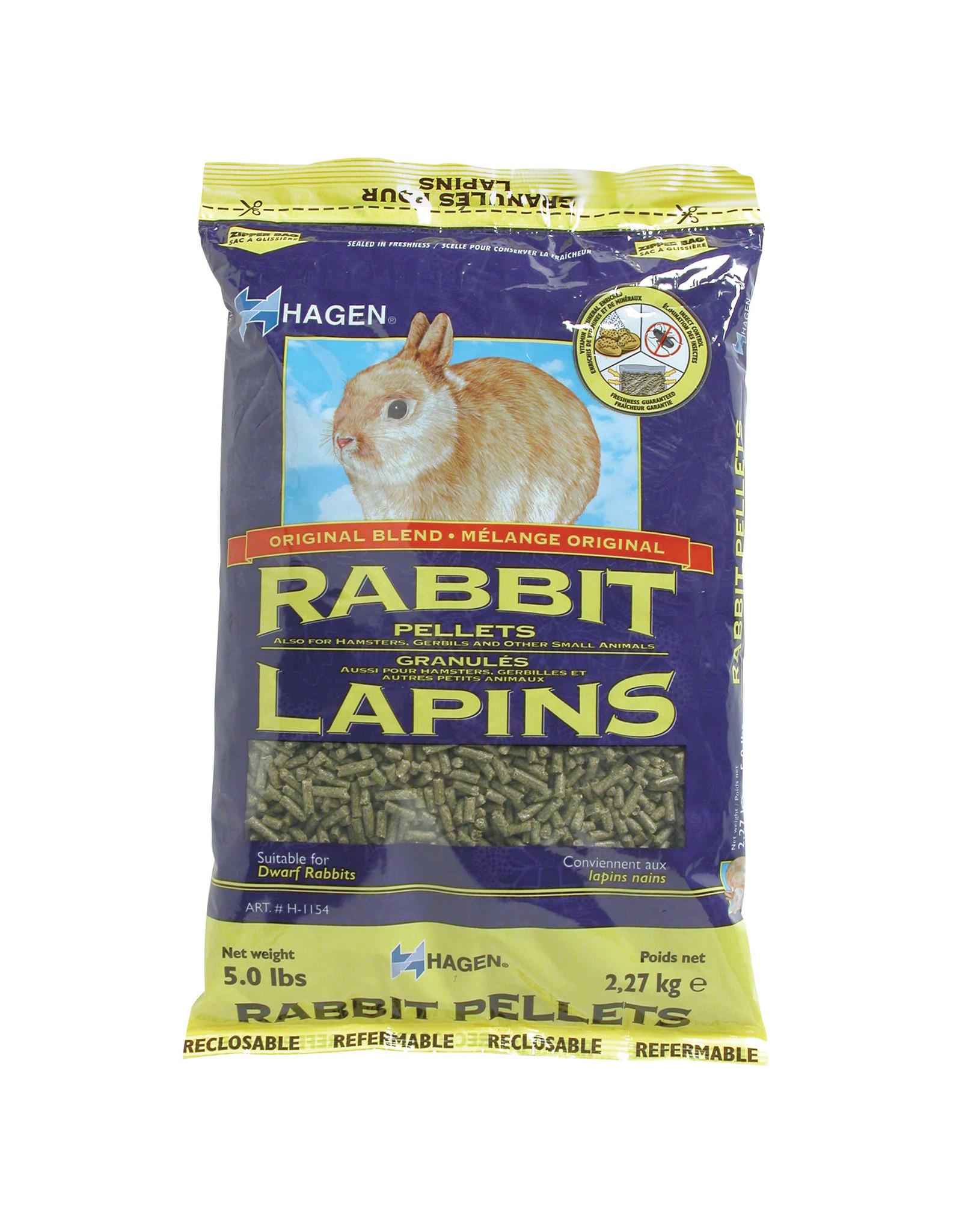 HG - Hagen Hagen Rabbit Pellets, 2.26kg