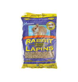 HG - Hagen Hagen Rabbit Pellets - 1.13 kg (2.5 lbs)