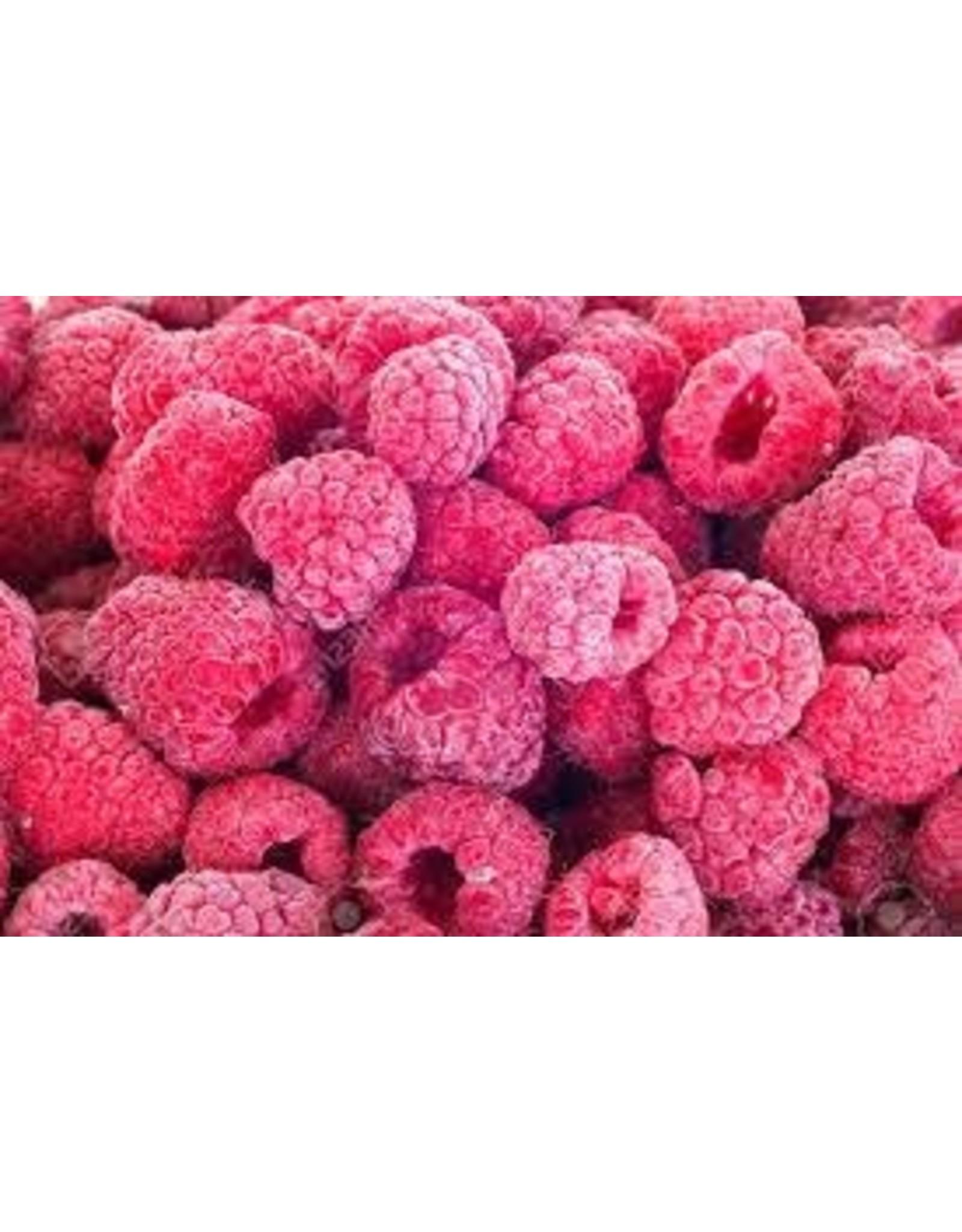 Ontario Grown Frozen Raspberries 1 kg (2.2 lbs)