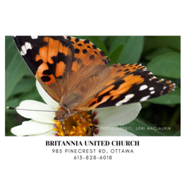 Britannia United Church Britannia United Church Calendar (2 sizes)