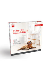 DO - Dogit Dogit Pet Safety Gate - Wire Mesh - 75 cm - 127 cm W x 81 cm H (29.5in - 50in W x 32in H)