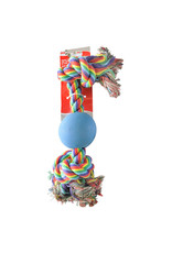 DO - Dogit Dogit Knot-A-Rope Tug Toy with Ball - 23 cm (9in)