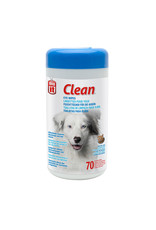 DO - Dogit Dogit Clean Eye Wipes - 70 Unscented Wipes