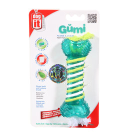 ZS - Zeus Zeus Gumi Dental Dog Toy - Floss & Clean - Small