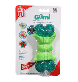ZS - Zeus Zeus Gumi Dental Dog Toy - Spin & Clean - Medium