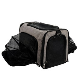 DO - Dogit Dogit Explorer Soft Carrier Expandable Carry Bag