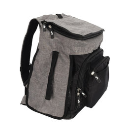 DO - Dogit Dogit Explorer Soft Carrier Backpack Carrier - Gray