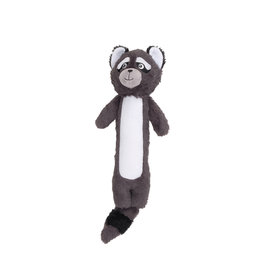 DO - Dogit Dogit Stuffies Dog Toy - Forest Stick Friend - Raccoon - 39 cm (15.5 in)