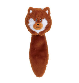 DO - Dogit Dogit Stuffies Dog Toy - Forest Ball Friend - Fox - 32 cm (12.5 in)