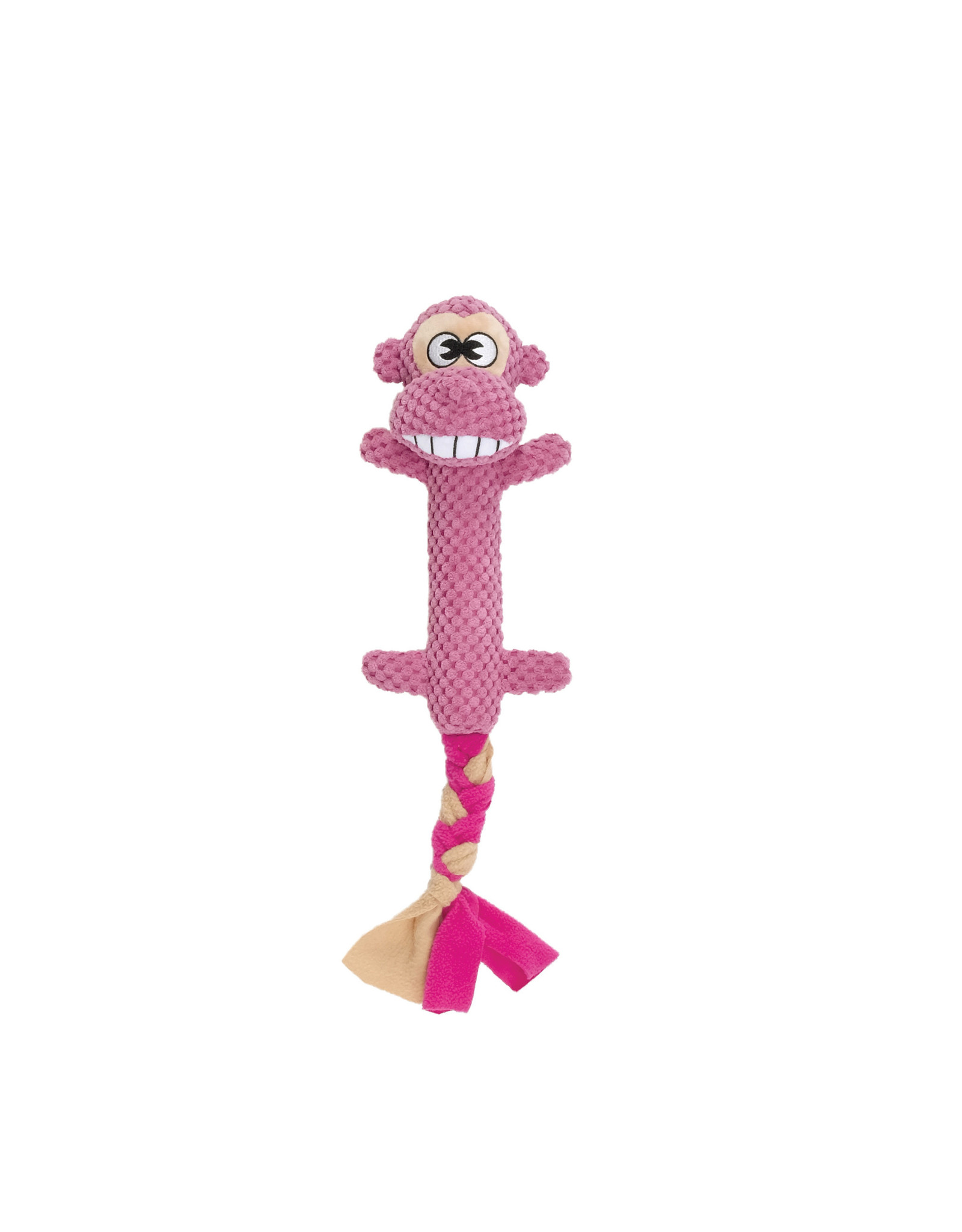 DO - Dogit Dogit Stuffies Dog Toy – Branch Friend - Monkey - 44 cm