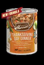 Merrick Merrick Dog Thanksgiving Day Dinner 12oz