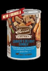Merrick Merrick Dog Chunky Carvers Delight Dinner 12oz