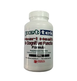 Pet Tek Pet Tek Heart Health & Cognitive Function 138g