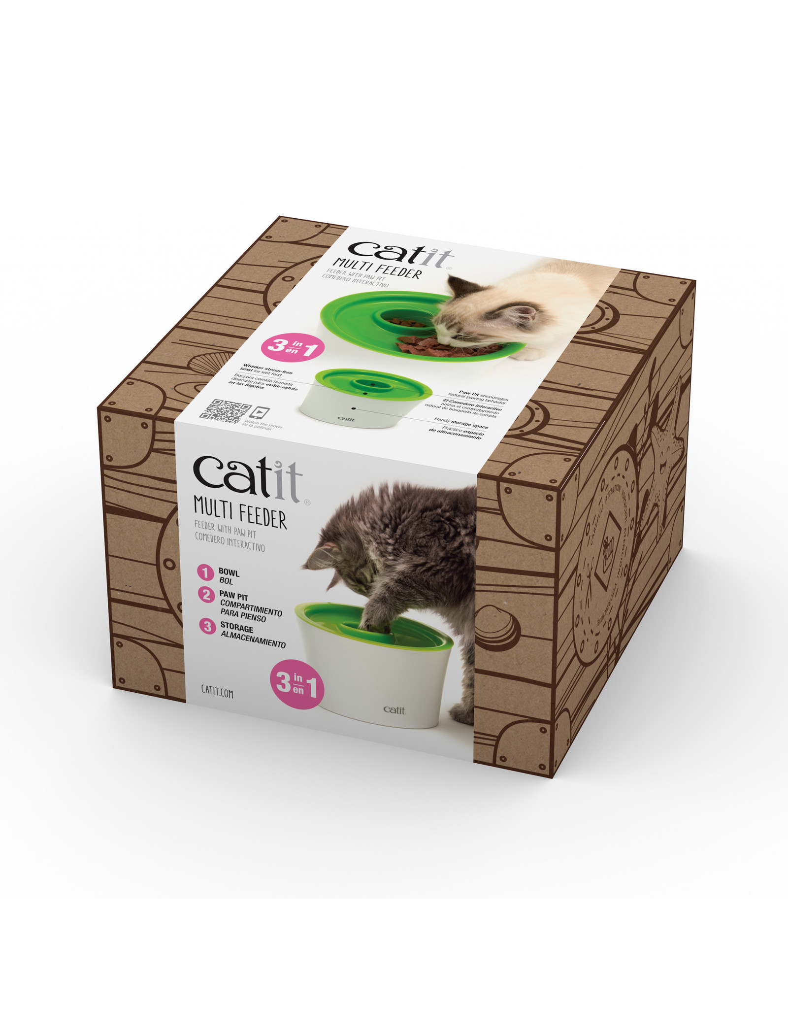 CT - Catit 2.0 Catit 2.0 Multi-Feeder