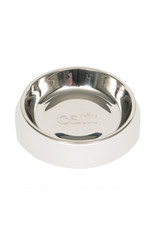 CT - Catit 2.0 Catit Feeding Single Dish - White - 200 ml (6.83 fl oz)