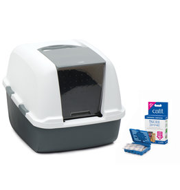 CA - Catit Catit Magic Blue Litter Box