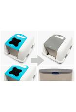 CA - Catit Catit Magic Blue Litter Box