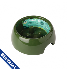 Oxbow Oxbow Enriched Life Forage Bowl