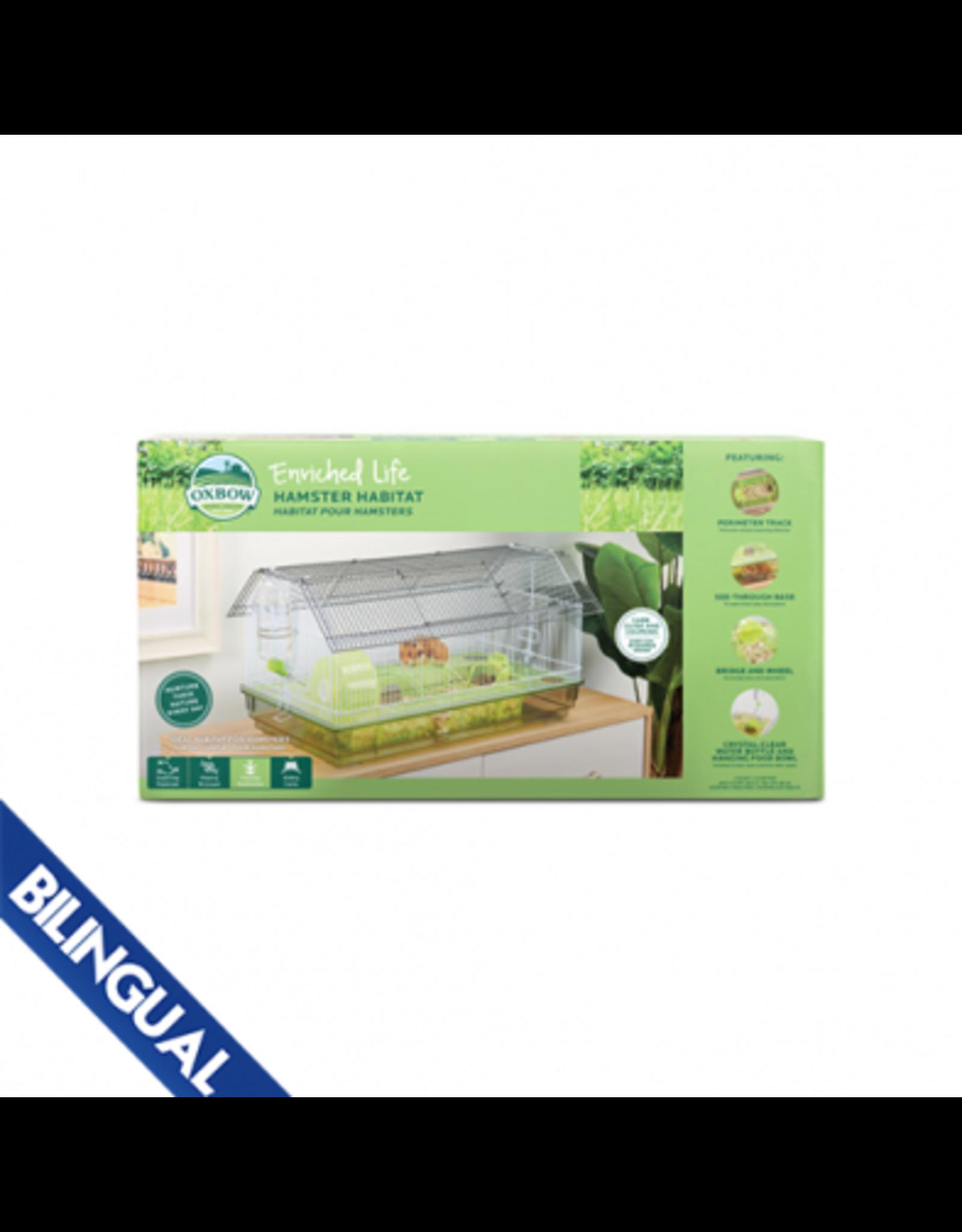 Oxbow OXBOW \ Enriched Life \ Hamster Habitat
