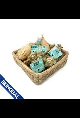 Oxbow OXBOW \ Enriched Life \ Maraca Chew & Crazy Hay Ball Basket