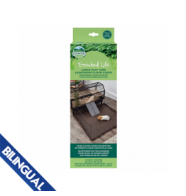 Oxbow OXBOW / Enriched Life /  Large Play Yard Leakproof Floor Cover