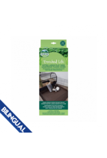 Oxbow OXBOW / Enriched Life / Extra-Large Play Yard Leakproof Floor Cover