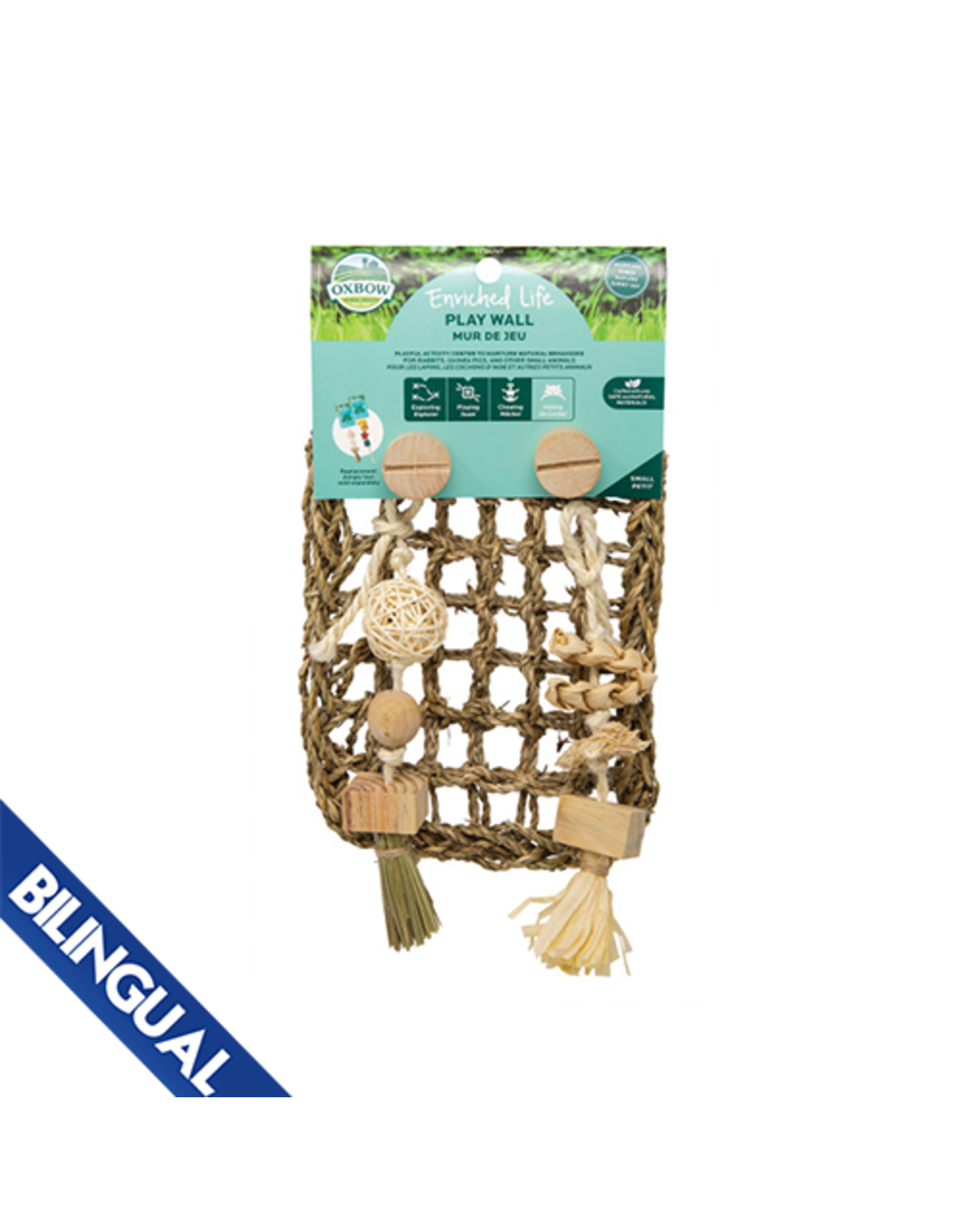 Oxbow Oxbow Enriched Life Play Wall Small