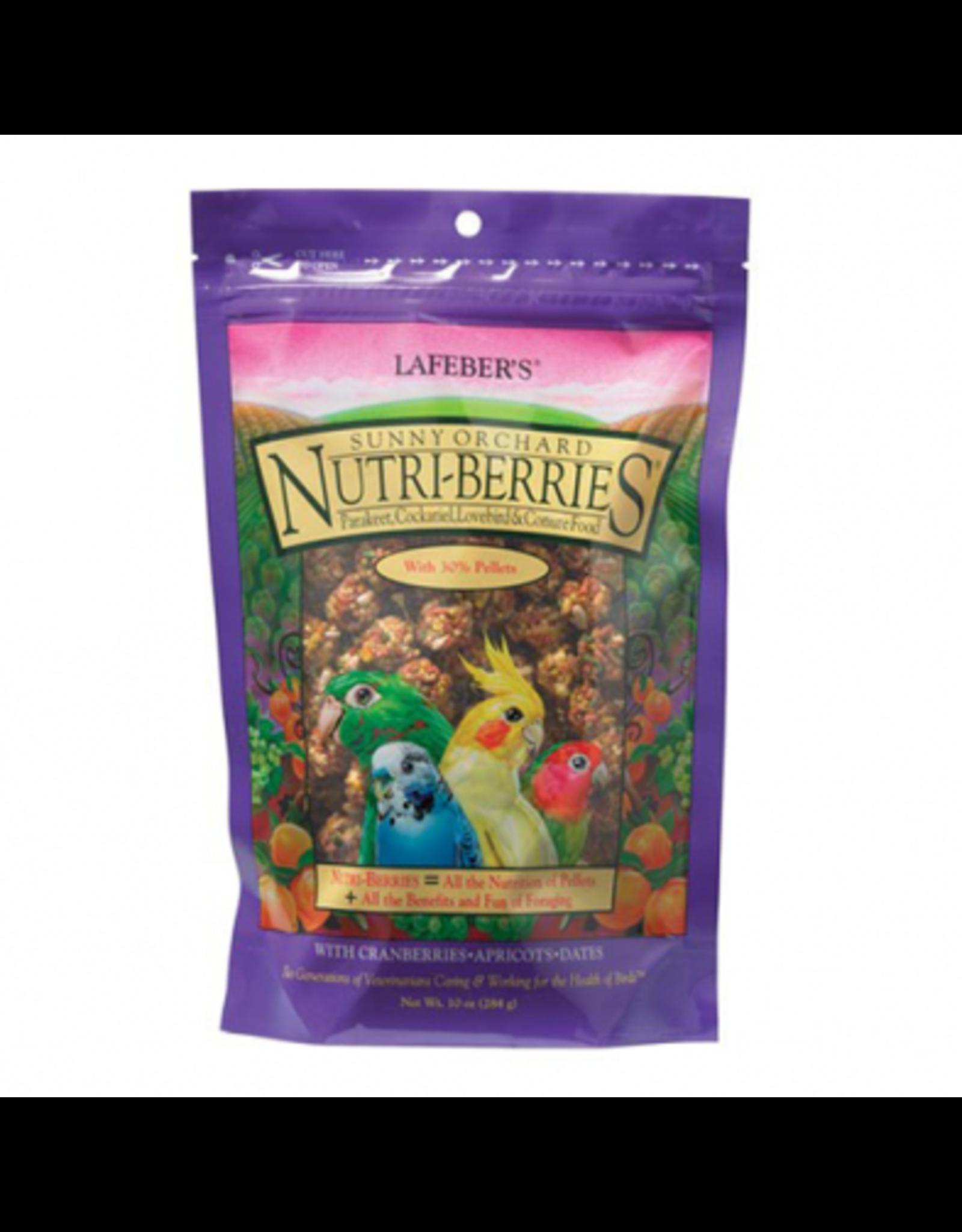 Lafebers Lafebers Nutri-Berries Cockatiel 284g