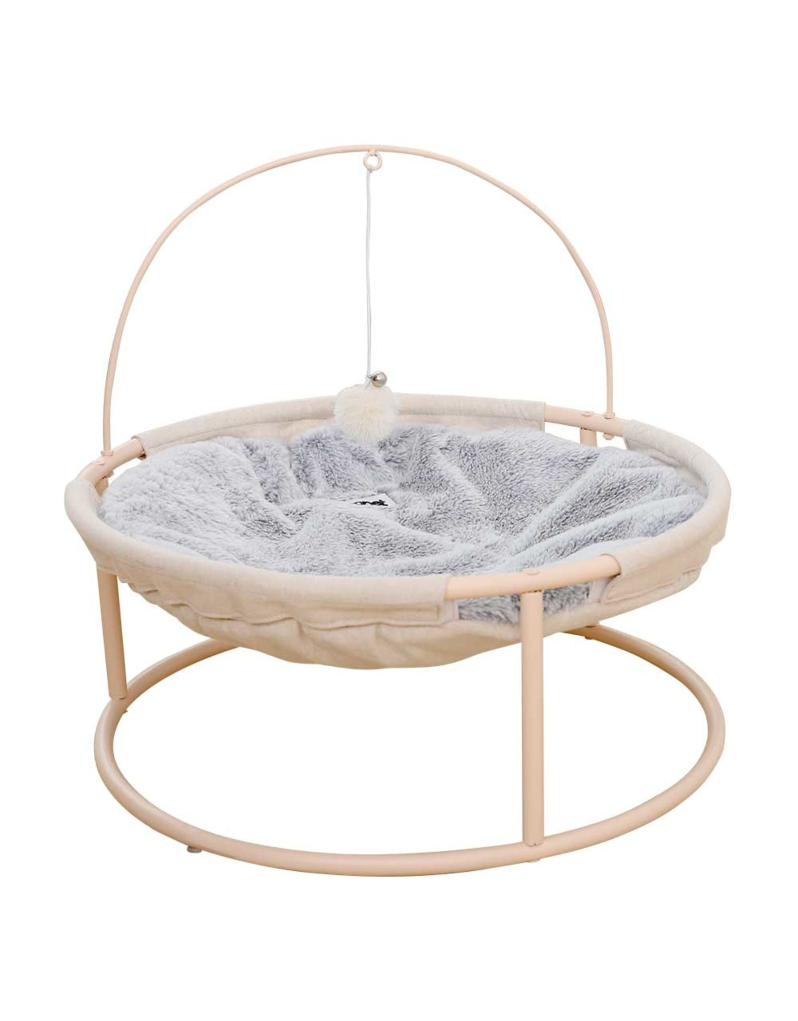 Beausoleil Beausoleil Round Cat Bed with steel support