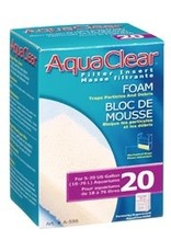 AQ - Aquaclear Aquaclear Filter 20 Foam Cartridges