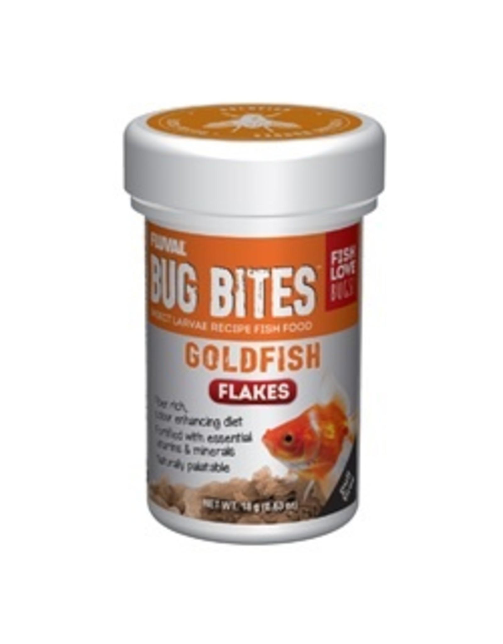 FL - Fluval Fluval Bug Bites Goldfish Flakes 18g
