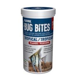 FL - Fluval Fluval Bug Bites Tropical Flakes 90 g