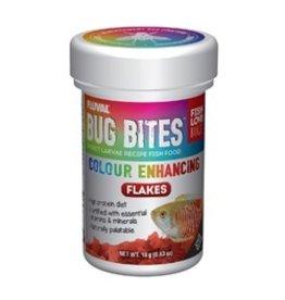 FL - Fluval Fluval Bug Bites Colour Enhancing Flakes 18g